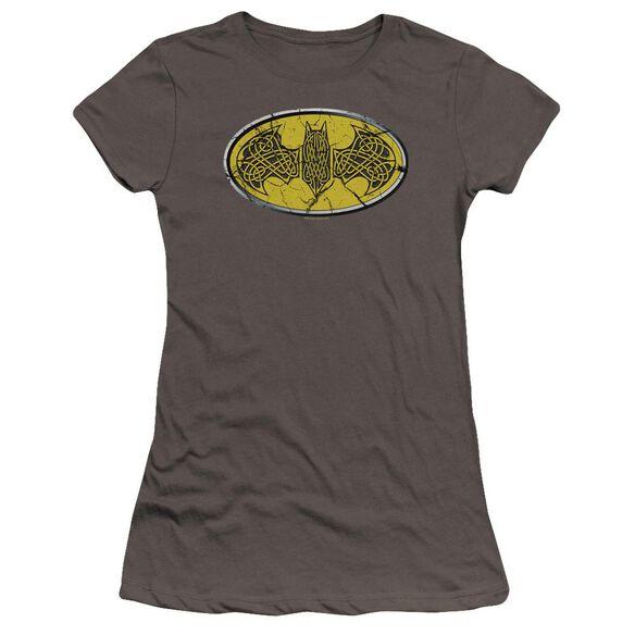 Batman Celtic Shield Premium Bella Junior Sheer Jersey