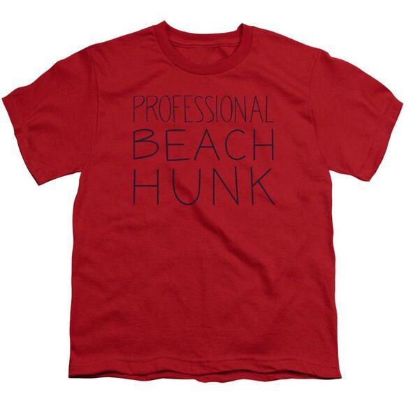 Steven Universe Beach Hunk Short Sleeve Youth T-Shirt