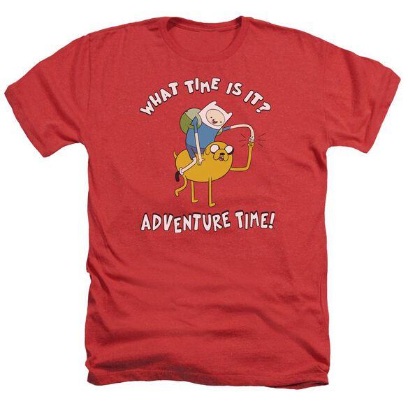 Adventure Time Ride Bump Adult Heather