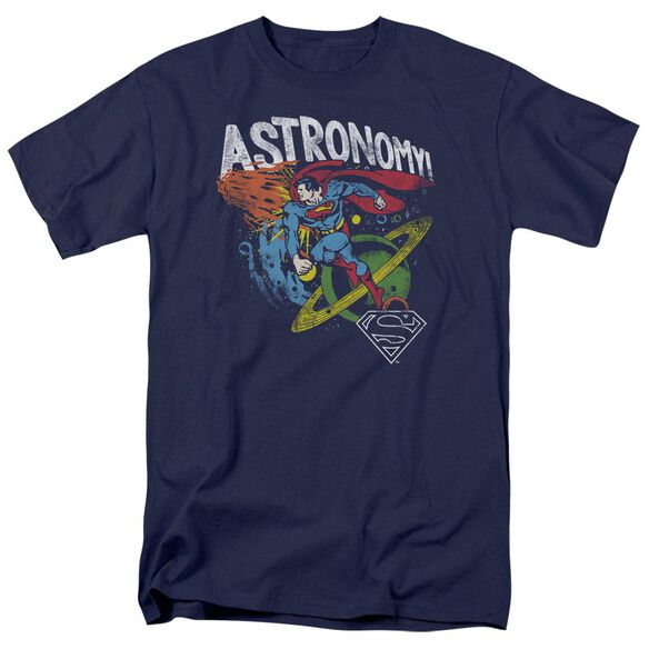 Dc Astronomy Short Sleeve Adult T-Shirt