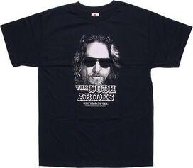 Big Lebowski Dude Abides T-Shirt