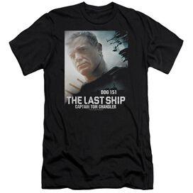 Last Ship Captain Short Sleeve Adult T-Shirt