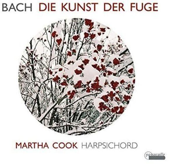 J.S. Bach / Martha Cook - Art of Fugue