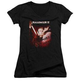 Halloween Ii Nightmare Junior V Neck T-Shirt