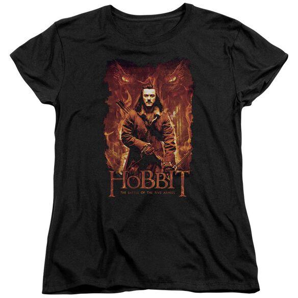 Hobbit Fates Short Sleeve Womens Tee T-Shirt