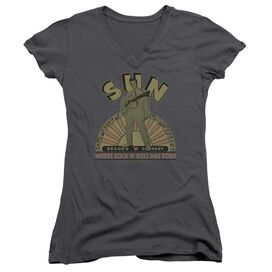 Sun Original Son Junior V Neck T-Shirt