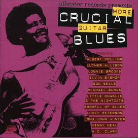 Various Artists - More Crucial Guitar Blues