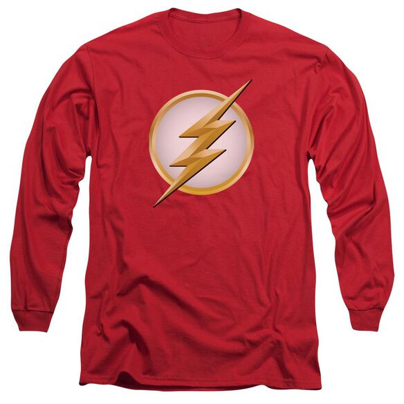 Flash New Logo Long Sleeve Adult T-Shirt