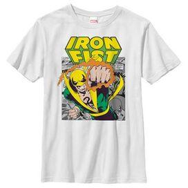 Iron Fist Chi Punch Youth T-Shirt