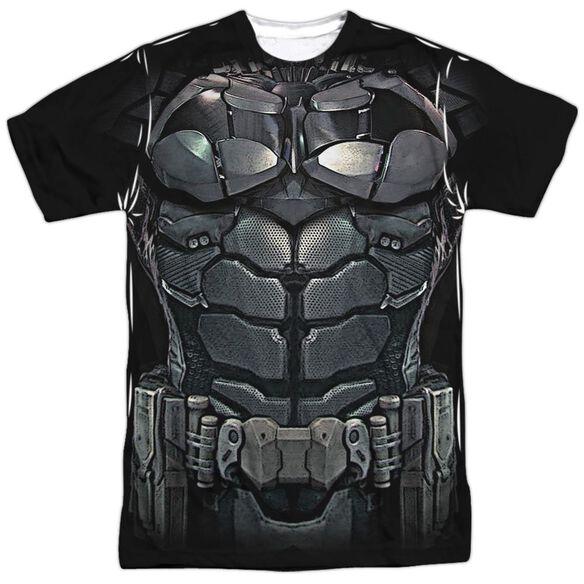 Batman Arkham Knight Uniform Short Sleeve Adult Poly Crew T-Shirt