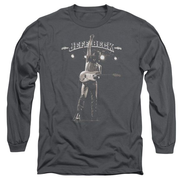 Jeff Beck Guitar God Long Sleeve Adult T-Shirt