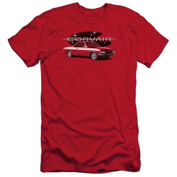 Chevrolet 65 Corvair Mona Spyda Coupe Short Sleeve Adult T-Shirt