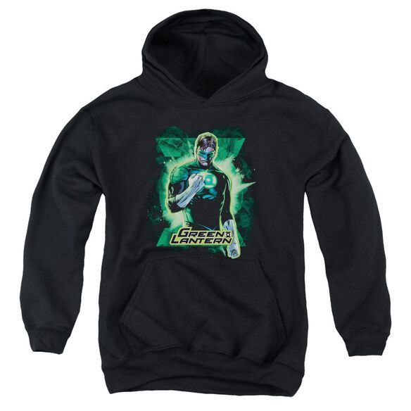 Jla Gl Brooding Youth Pull Over Hoodie