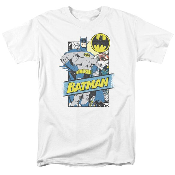 BATMAN OUT OF THE PAGES-S/S T-Shirt