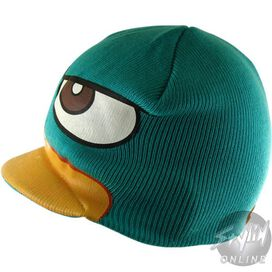 Phineas and Ferb Perry Youth Beanie Combo