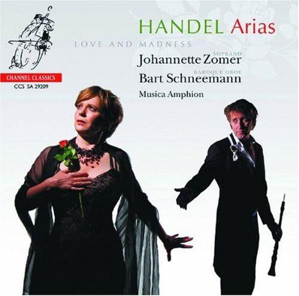 Johannette Zomer - Arias