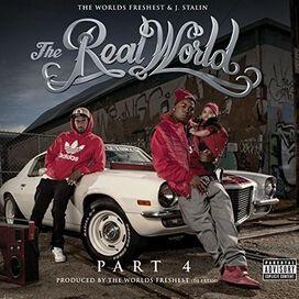 DJ Fresh/J Stalin - Real World, Vol. 4