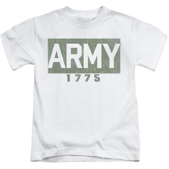 Army Block Short Sleeve Juvenile T-Shirt