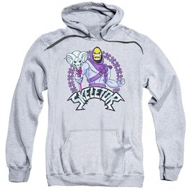 Masters Of The Universe Skeletor Adult Pull Over Hoodie Athletic