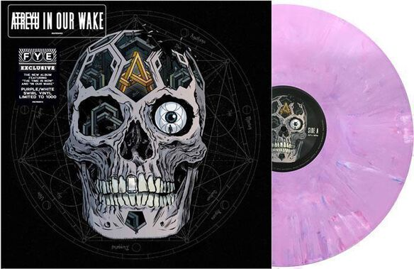 Atreyu - In Our Wake [Exclusive Purple & White Swirl Vinyl]