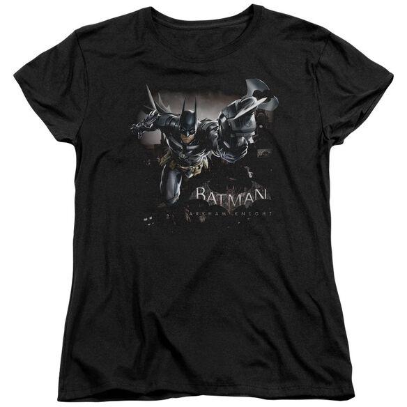 Batman Arkham Knight Grapple Short Sleeve Womens Tee T-Shirt