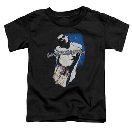 Janes Addiction Perry Short Sleeve Toddler Tee Black T-Shirt