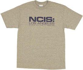 NCIS LA Logo T-Shirt