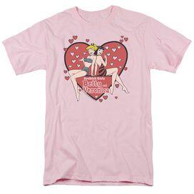 Archie Comics Archies Girls Short Sleeve Adult T-Shirt