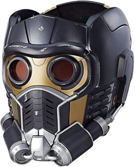 Marvel Legends Series Guardians of the Galaxy Star-Lord Electronic Helmet Prop Replica
