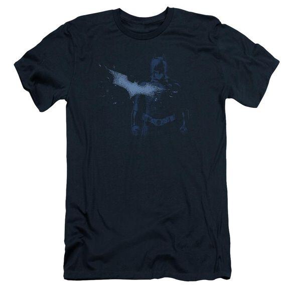 Dark Knight Static Short Sleeve Adult T-Shirt