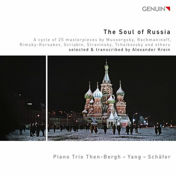 Various Artists - Soul of Russia