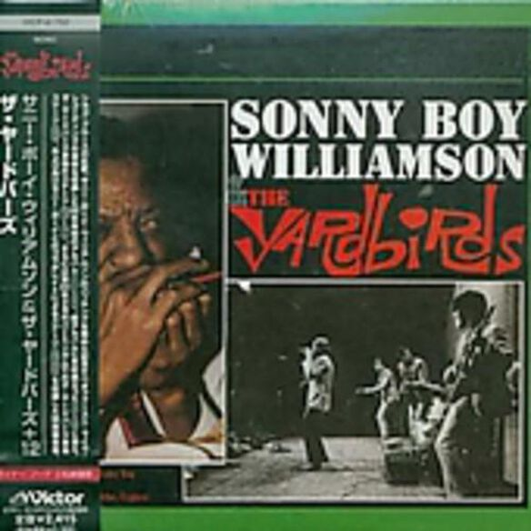 Sonny Boy Williamson & Yardbirds (Bonus Tracks)