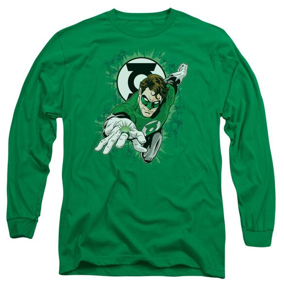Gl Ring First Long Sleeve Adult Kelly T-Shirt