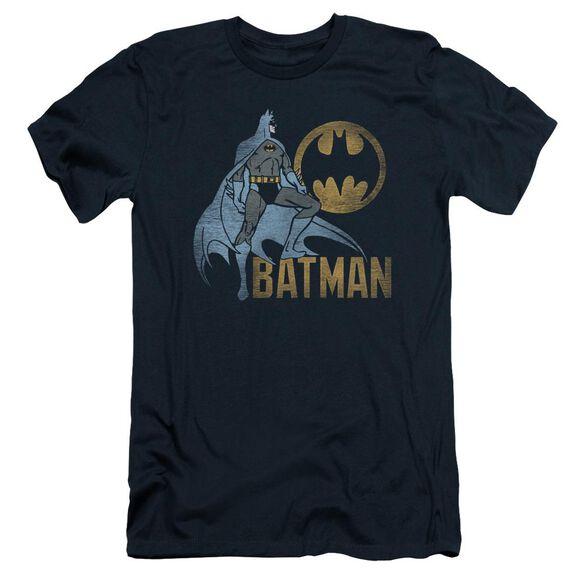 Batman Knight Watch Short Sleeve Adult T-Shirt