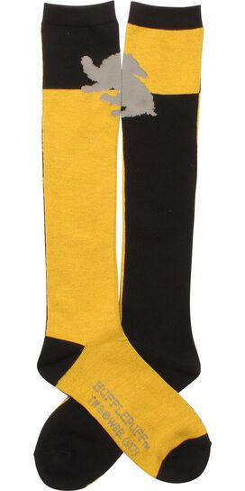 Harry Potter Hufflepuff Knee High Socks