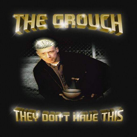 The Grouch - They Don't Have This (gold Vinyl)