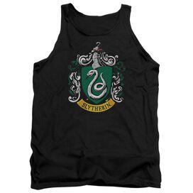 Harry Potter Slytherin Crest Adult Tank