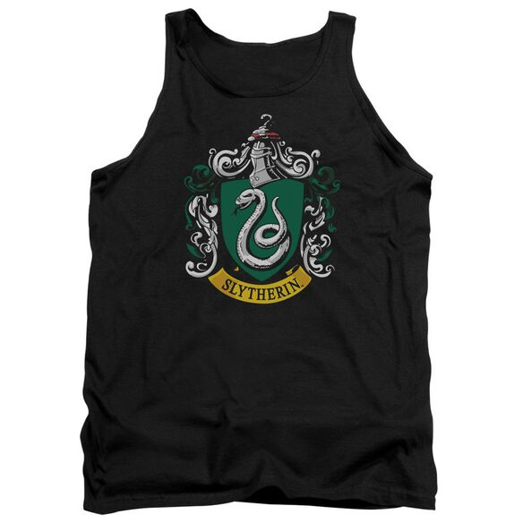 Harry Potter Slytherin Crest Adult Tank