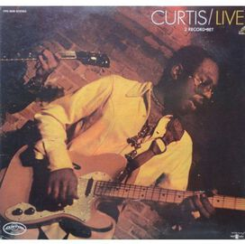 Curtis Mayfield - Curtis / Live