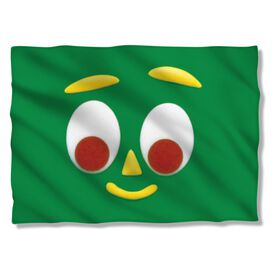 Gumby Big Face Pillow Case
