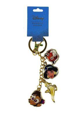 Disney Aladdin Charm Keychain