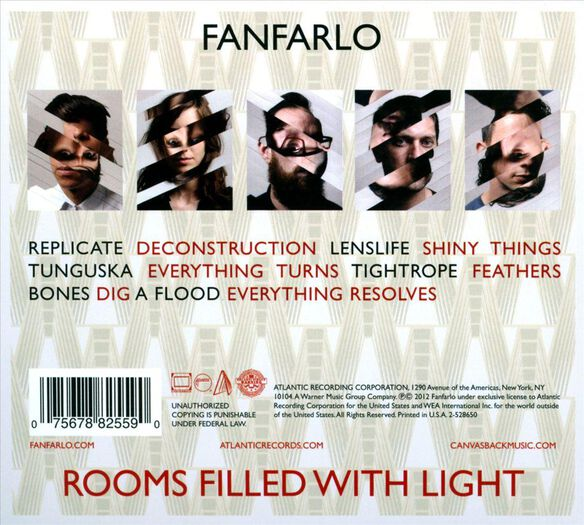 Rooms Filled With Light (