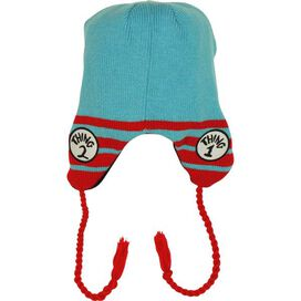 Dr Seuss Thing Stripes Lapland Beanie