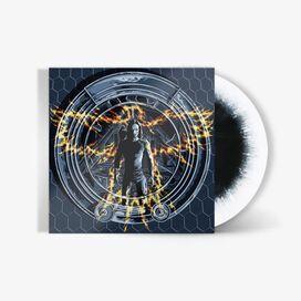 Graeme Revell - The Crow Original Motion Picture Score [Exclusive White with Black Streaks Vinyl]