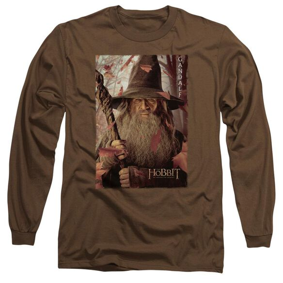 The Hobbit Galdalf Poster Long Sleeve Adult T-Shirt