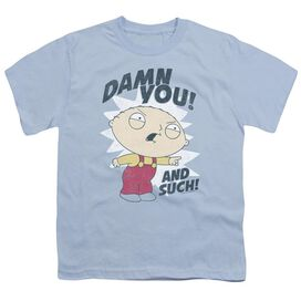 FAMILY GUY AND SUCH-S/S YOUTH T-Shirt