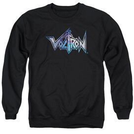 Voltron Space Logo Adult Crewneck Sweatshirt