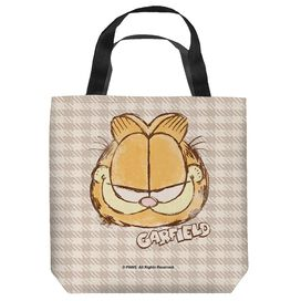 Garfield Watercolor Tote
