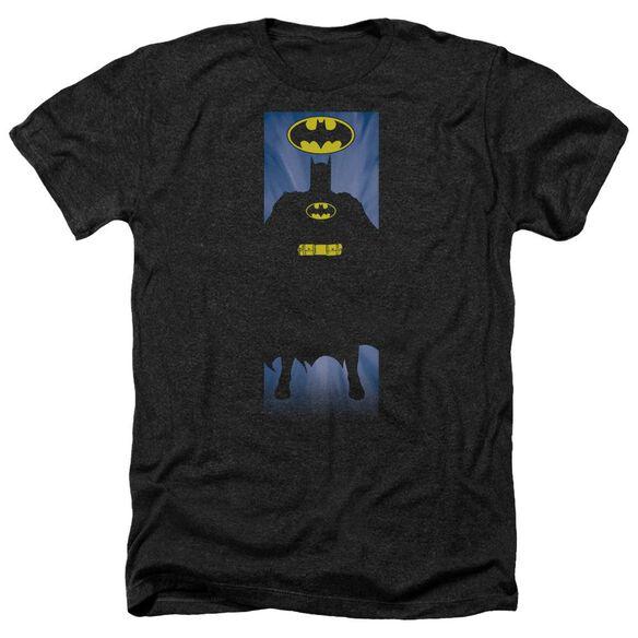 Batman Batman Block Adult Heather