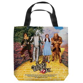 Wizard Of Oz Road Tote Bag